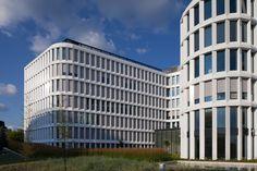 Gallery - Business Garden Warszawa Hotel / Studio Fuksas - 9
