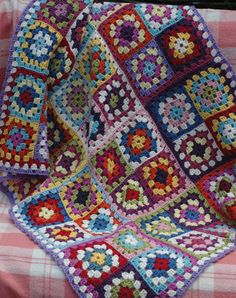 Serendipity Patch: Crochet Blankets