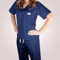 Not sure what it is, but there is something sexy about scrubs.