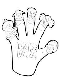 Image result for dibujos punteados de la paz para imprimir