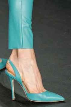 Chiara Boni La Petite Robe at New York Fashion Week Spring 2017 Satin Shoes, Bling Shoes, Fancy Shoes, Me Too Shoes, Beautiful Heels, Kinds Of Shoes, Luxury Shoes, Designer Shoes, Fashion Shoes