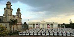 Catedral Managua - Nicaragua