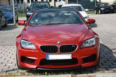 M6 with Akrapovic exhaust