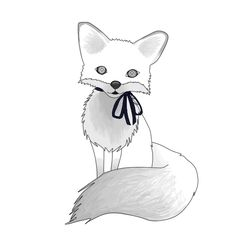 White Fox http://malawielkaciutwiedzma.blogspot.com