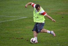 Nati vor Slowenien-Spiel: Die Bilder vom Mittwochstraining | Blick #Shaqiri