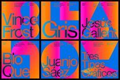 Identity Design, Visual Identity, Brand Identity, Branding, Da Vince, Construction For Kids, Behance, Poster Fonts, Posters