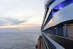 These five things we're looking at have been part of cruising since the beginning