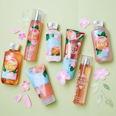 It's Peach Blossom Day!  Tag a bestie who you think is #PrettyAsAPeach!