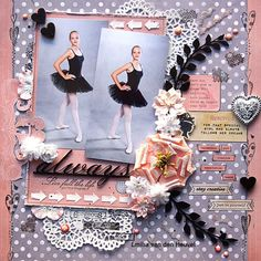Always Live Full the Life You Have Imagined {Sa Crafters} - Scrapbook.com