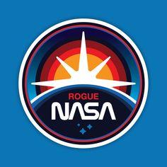 NASA Logo - James White