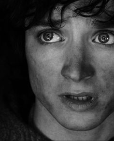 Dry your tears Mr. Frodo!!! There's a bright light up ahead and help is on the way....!