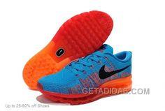 http://www.getadidas.com/nike-flyknit-air-max-running-shoes-men-vivid-blue-atomic-orange-discount.html NIKE FLYKNIT AIR MAX RUNNING SHOES MEN VIVID BLUE ATOMIC ORANGE DISCOUNT Only $75.00 , Free Shipping!