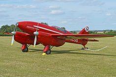 De Havilland DH.88