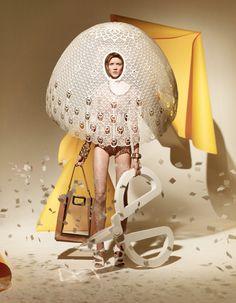 Matthew Brodie: Paper Dresses