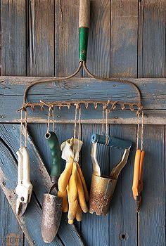9 maneiras de pensar fora da caixa de ferramentas, dicas de limpeza, garagens, jardinagem, reaproveitamento de upcycling, ferramentas