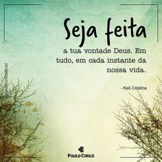 #sejagrato #bomdia #lindodia #valor #gratidão #vida #agradecersempre #paulocirilooficial #paulocirilo #positividade #felicidade… Jesus Prayer, Jesus Christ, A Guy Like You, Love You, Magical Quotes, Reflection Quotes, Inspirational Prayers, My Secret Garden, Positivity