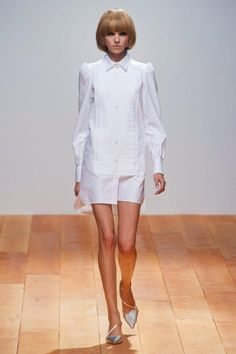 Veronique Branquinho, Paris, Spring 2014