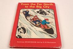 From the Far North to the Big City Hardcover  1967 by D. H. Buchanan. Picture Book The Pink Room  170306 by ThePinkRoom