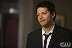 """""""The Rapture"""" - Misha Collins as Castiel in SUPERNATURAL on The CW. Photo: Michael Courtney/The CW©2009 The CW Network, LLC. All Rights Reserved.pn"""