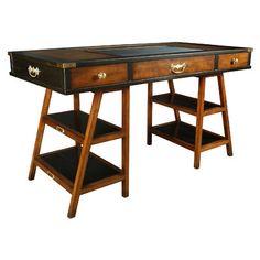 Authentic Models Navigators Writing Desk | Wayfair
