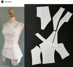 All Things Sewing and Pattern Making #sewing #patternmaking #draft #patterns #patternconstruction #fashion #details #Moldes #Moda #detalhes #dresspattern #dressmaking #fittings #grading #Bodiedesign