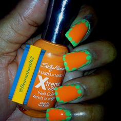 Border Nails by Dearnatural62