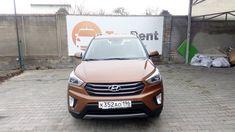 Прокат и аренда автомобилей Hyundai CRETA
