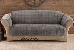 Sure Fit Slipcovers Deluxe Pet Cover - sofa pet throw Oak Furniture Land, Couch Furniture, Furniture Covers, Cheap Furniture, Sofa Throw Cover, Recliner Cover, Sofa Covers, Couch Throws, Sofa Couch