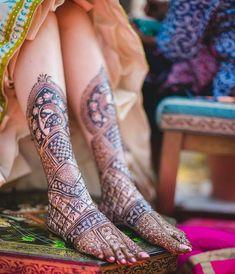 Beautiful mehndi designs for bridal legs @mehandi_creation29  #mehandicreation  @weddingwik #weddingwik . . . . . . . . . #mehndi #mehandi…