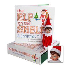 The Elf on the Shelf ®: Elf on the Shelf