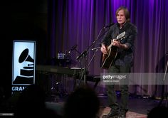 Singer/songwriter <a gi-track='captionPersonalityLinkClicked' href=/galleries/search?phrase=Jackson+Browne&family=editorial&specificpeople=210572 ng-click='$event.stopPropagation()'>Jackson Browne</a> performs at 2015 Jane Ortner Education Award Ceremony at The GRAMMY Museum on November 3, 2015 in Los Angeles, California.