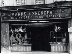 Marks and Spencer darlington 1920s