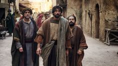 AD THE BIBLE CONTINUES: THE ROAD TO DAMASCUS #ADtheSeries