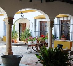 cortijo andaluz-decoracion sevilla-lamparas marroquis