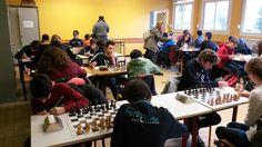 Tournette-Echecs @ThonesEchecs  13 hil y a 13 heures  Plus   1ère journée des championnats de la ZID Dauphiné-Savoie à la Motte-Servolex (73), les petits arrivent demain