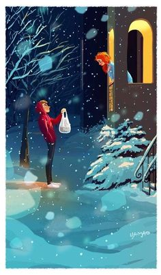 Illustrations by Yaoyao Ma Van As Art
