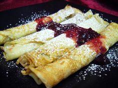 Swedish Pancakes:  http://breakfast.food.com/recipe/swedish-pancakes-202498
