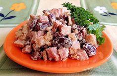 2 отметок «Нравится», 1 комментариев — 🍰🍩🍗🍕Простые Рецепты/Кулинария (@povar_bloger) в Instagram: «Салат с курицей и фасолью. Вкусненько! Особенно приятно то, что все ингредиенты не надо готовить,…»