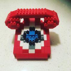 "4 mentions J'aime, 2 commentaires - Dwayne Comeau (@nanoarchitect.ca) sur Instagram: ""I remember having to use one of these. Lol.  #nano #nanoblock #lego #legoland #legocity #megablocks…"""