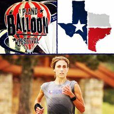 Plano Balloon Festival 2017 – I am a Runner.
