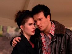 Twin Peaks donna + james
