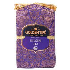 Pure Nilgiri Tea - Royal Brocade Cloth Bag