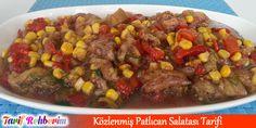 #Közlenmiş #Patlıcan #Salatası