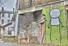 Stik by Street Art London, via Flickr