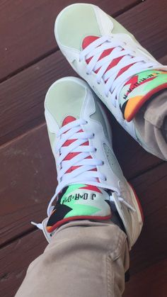 Hare 7s always catching my attention