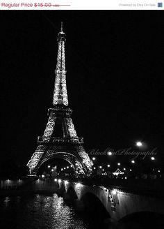 Paris Picture Paris Eiffel tower  wall decor