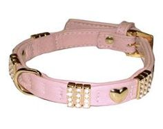 "I found 'Imported Pink ""City Girl"" Genuine Swarovski Crystal Dog Collar (Size on Wish, check it out! Girl Dog Names, Girl Dog Collars, Girl And Dog, City Girl, Italian Leather, Swarovski Crystals, Great Gifts, Size 10, Dogs"
