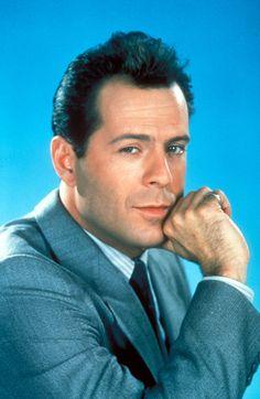 Bruce Willis on Moonlighting