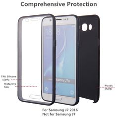 d7ff23f392b22 Fundas For Samsung 2016 Cover Case Silicona TPU Plastic Touch Screen Capa  Compact Coque Galaxy J 7 Mobile Phone Bags Navidad