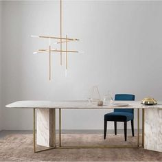 Suspended in perfect harmony, the Kitami chandelier by @venice.m... #venicem…